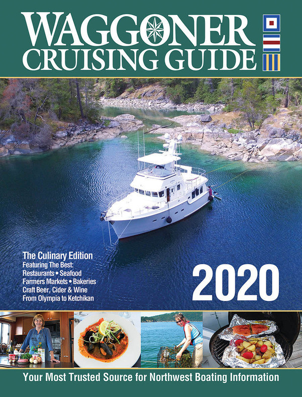 Waggoner's Cruising Guide 2020 Available for Purchase Today!