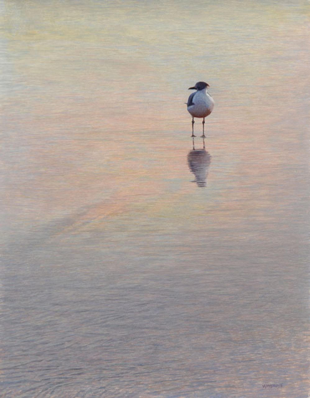 Reflection - SOLD