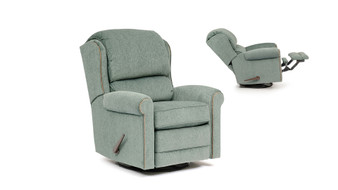 Smith Brothers 720 Swivel Glider Recliner