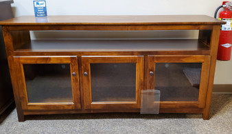 "Amish 60"" Maple Hill Entertainment Center"