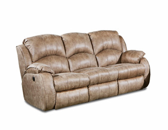 Southern Motion Cagney Power Reclining Sofa w/ Power Headrest