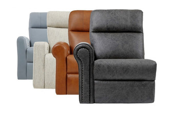 ElRan 7000 Design Your Own Power Recliner- Fabric