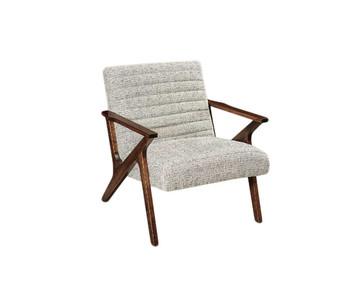 Amish Midcentury Modern Side Chair Siesta