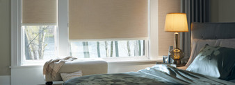 Hunter Douglas Designer Roller Shades Custom Window Treatments