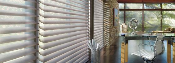 Hunter Douglas Silhouette Sheer Window Treatments
