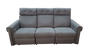 ElRan 6000 Build Your Own Design Power Reclining Sofa Leather Quality