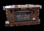 Amish corner TV Stand