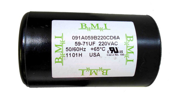 59-71 uF Start Capacitor