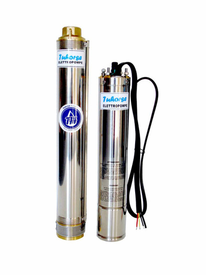 """4"""" Tuhorse deep well submersible well pump"""