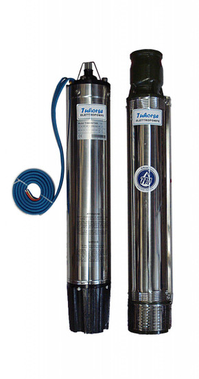 Tuhorse 20HP 6 Inch submersible well pump