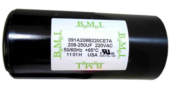 208-250 uF Start Capacitor