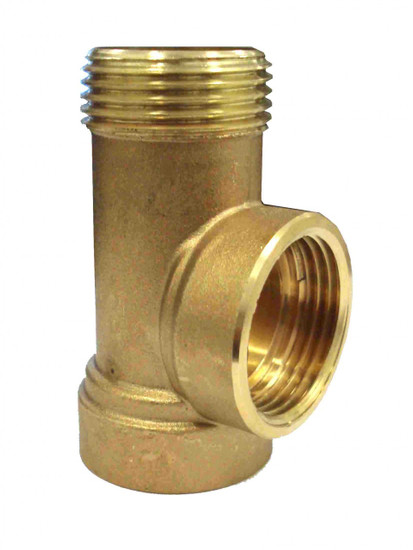 1 Inch pipe tee