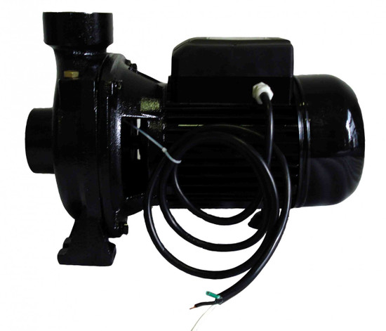 THC120-65 3HP 130GPM Max Centrifugal Pump for Drip, Aeroponic, and Open Flow Irrigation