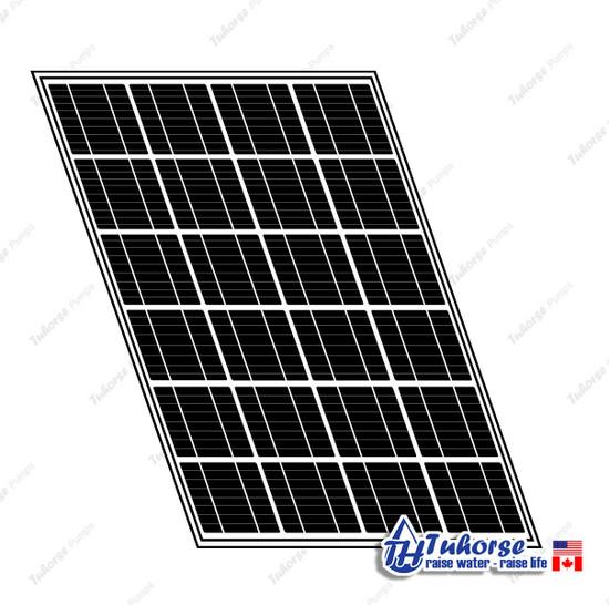 1x 280W Solar Panel