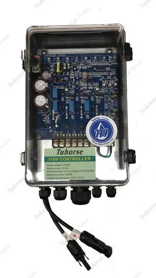 Solar Pump Control Box, 1000W, for 4THS10C110V1000
