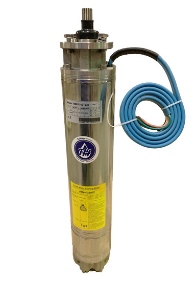 "Tuhorse 6"" deep well pump motor replacement"