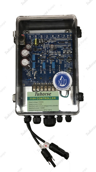 Solar Pump Control Box, 2HP / 1500W (TSCB1500W)