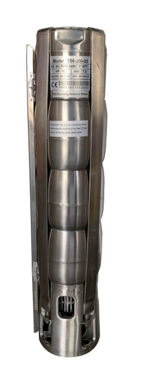 """Tuhorse 6"""" Stainless Steel Wet End (Pump End)"""