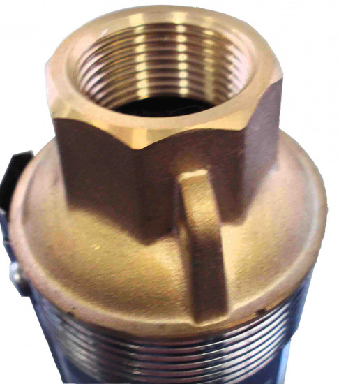 submersible pump outlet (1inch diameter)