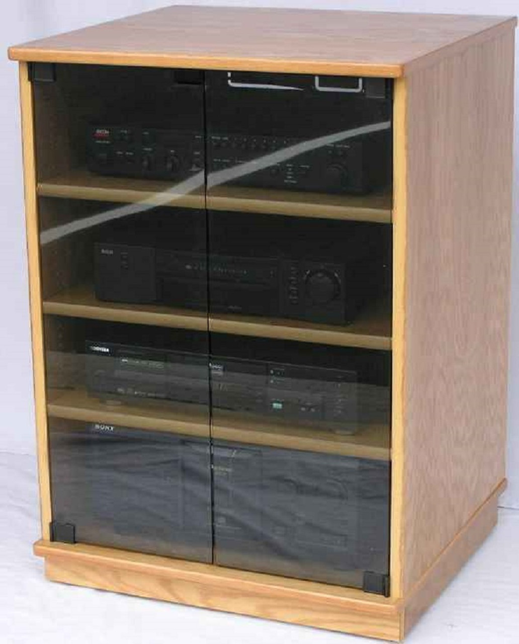 Classic Tv Cabinets With Glass Doors Painting