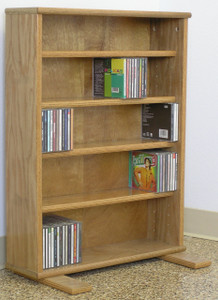 "DVD Shelves 31"" High"
