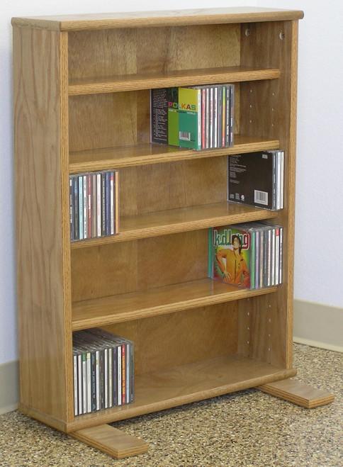 """DVD Shelves 31"""" High"""