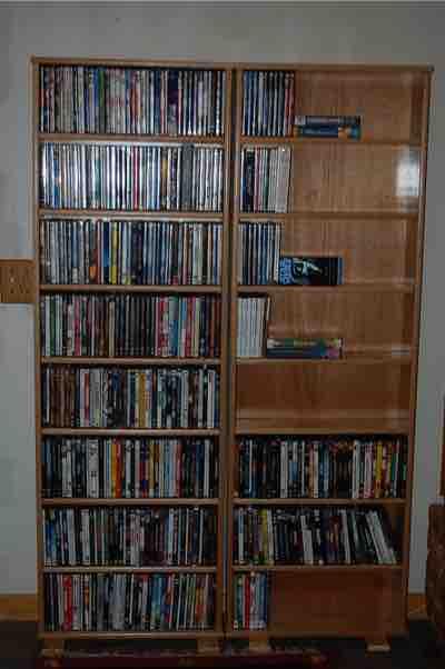 dsc-0002.jpg Side by side 72 inch high DVD book cases