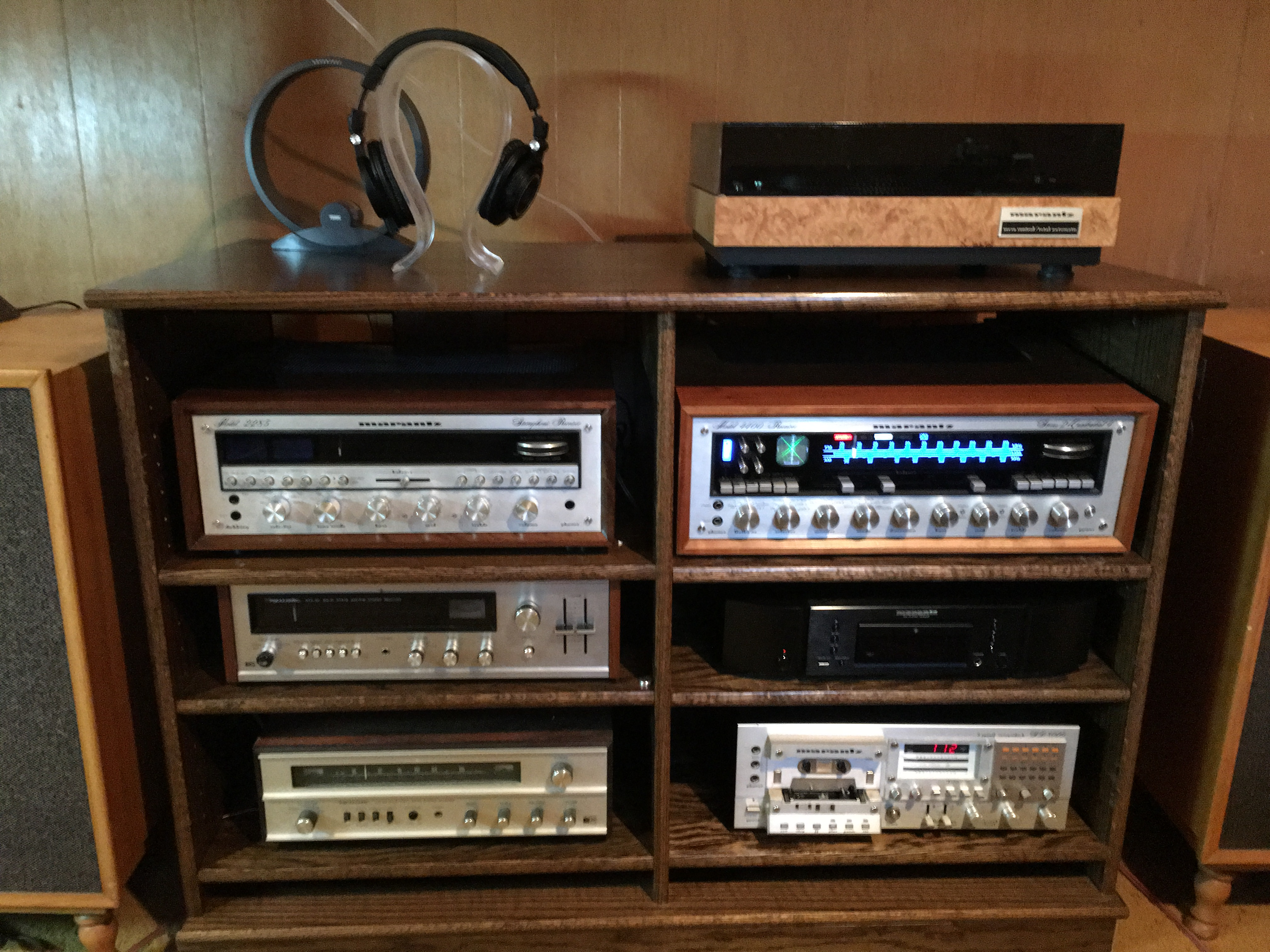 marantz.jpg Vintage lowboy entertainment center decibeldesigns.com