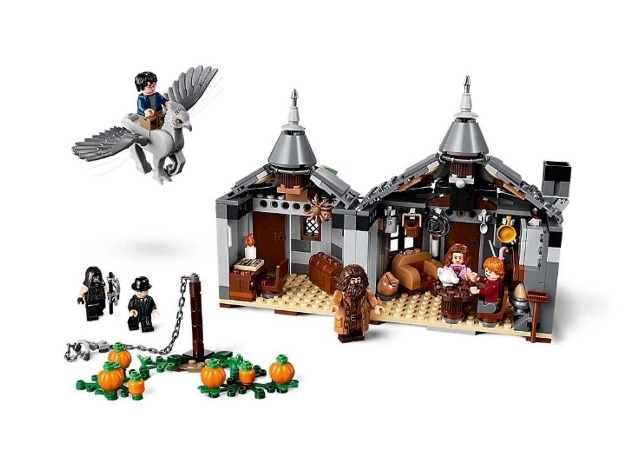 Rescue75947 Hut Lego Harry Buckbeak's Potter Hagrid's FKcJu3Tl1