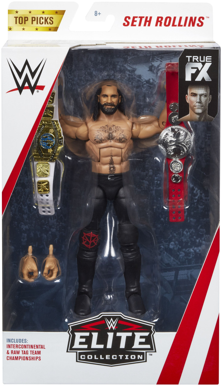 WWE Elite Collection Assorted Wrestlers