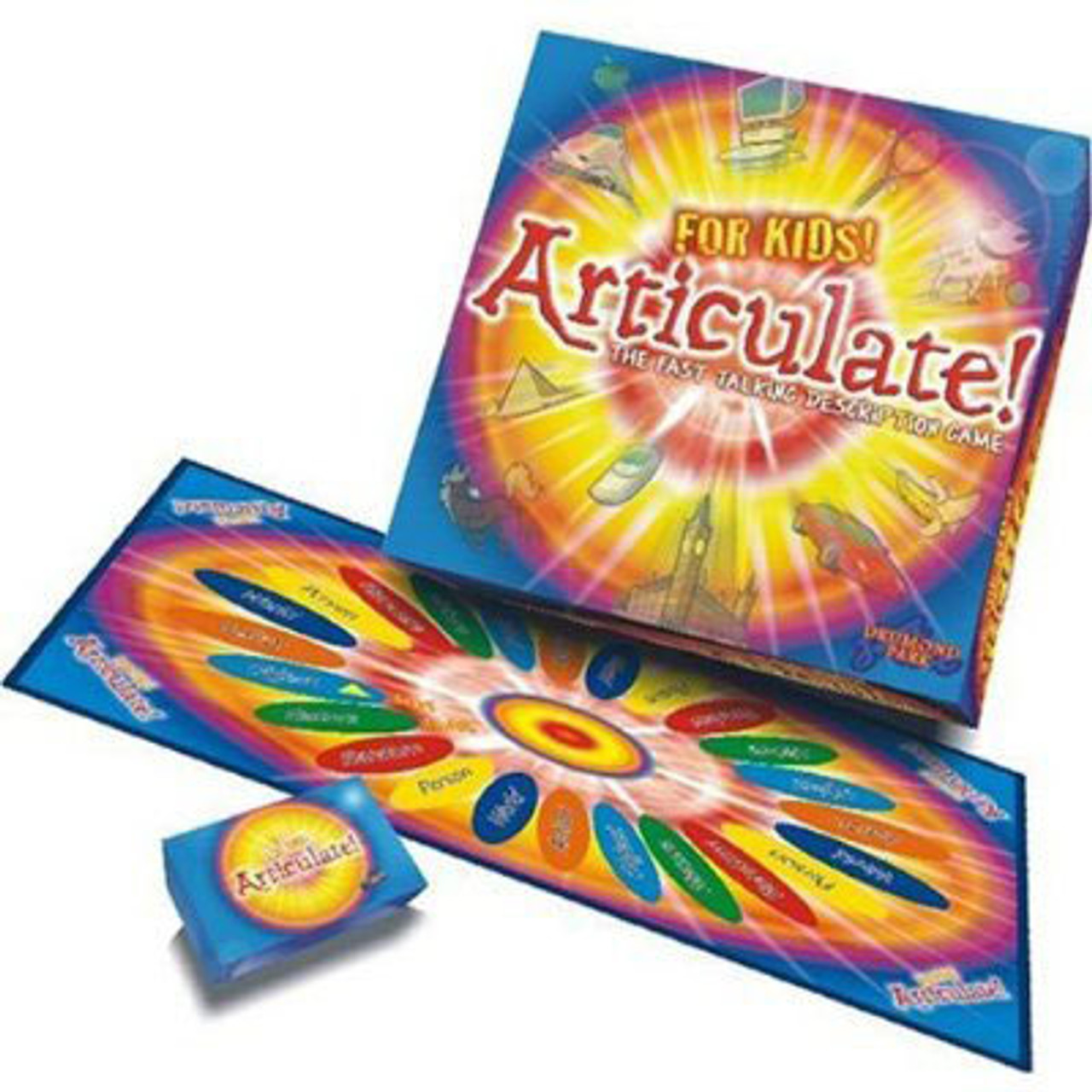 My favourite things 2020 Articulate for kids