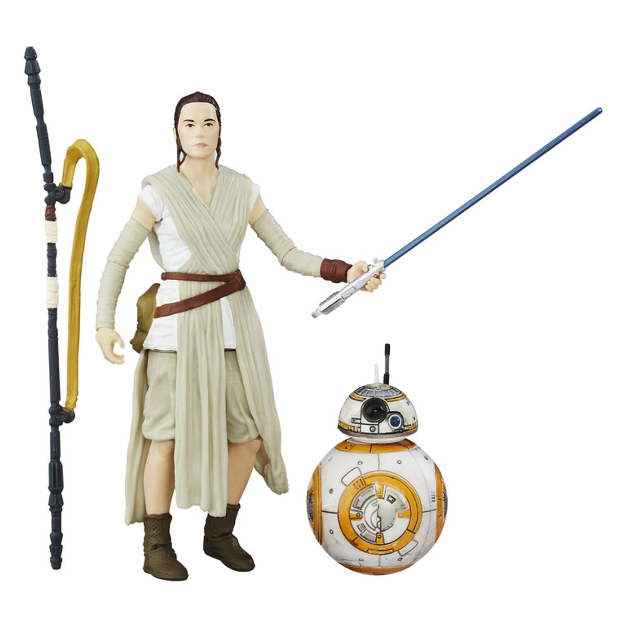 STAR WARS THE BLACK SERIES REY JAKKU /& BB-8
