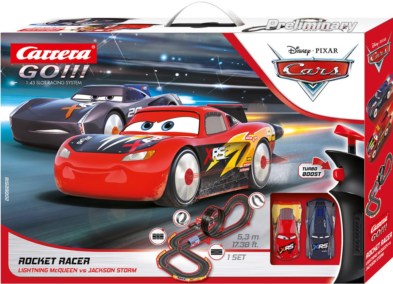 Carrera Go Disney Cars 3 Rocket Racer Toymate Slot Cars
