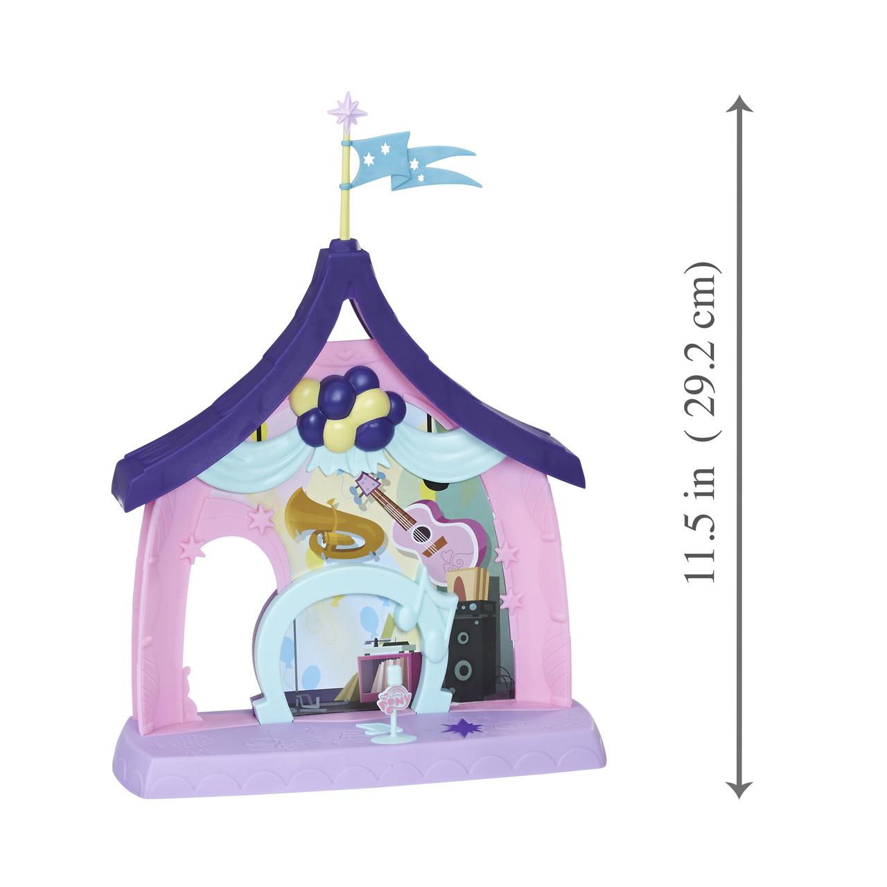 481237cb4cc My Little Pony Pony Beats N Treats Classroom - Toymate