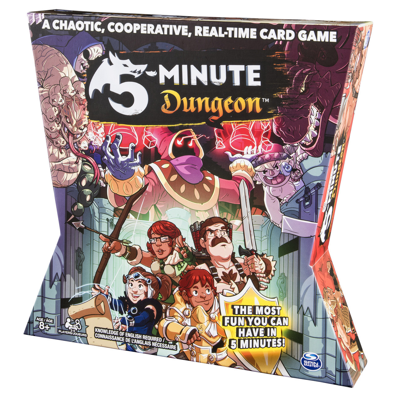 5 Minute Dungeon Game