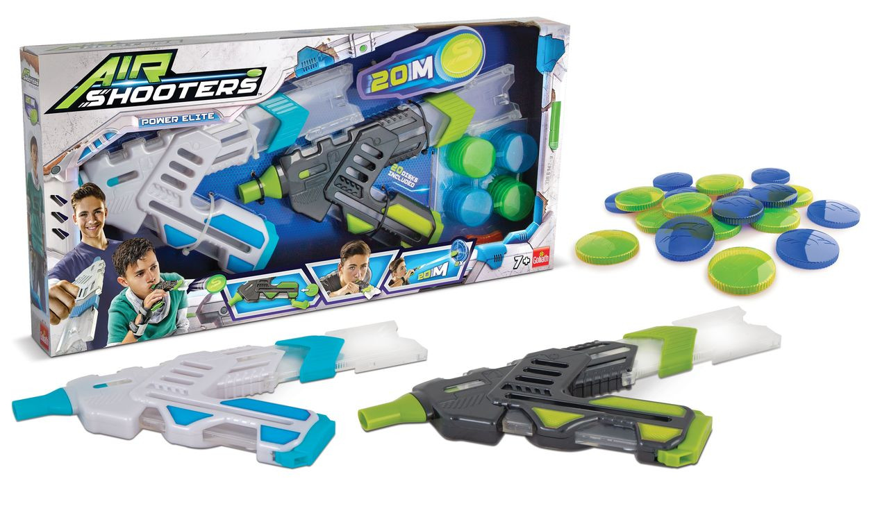 Air Shooters 2 Gun