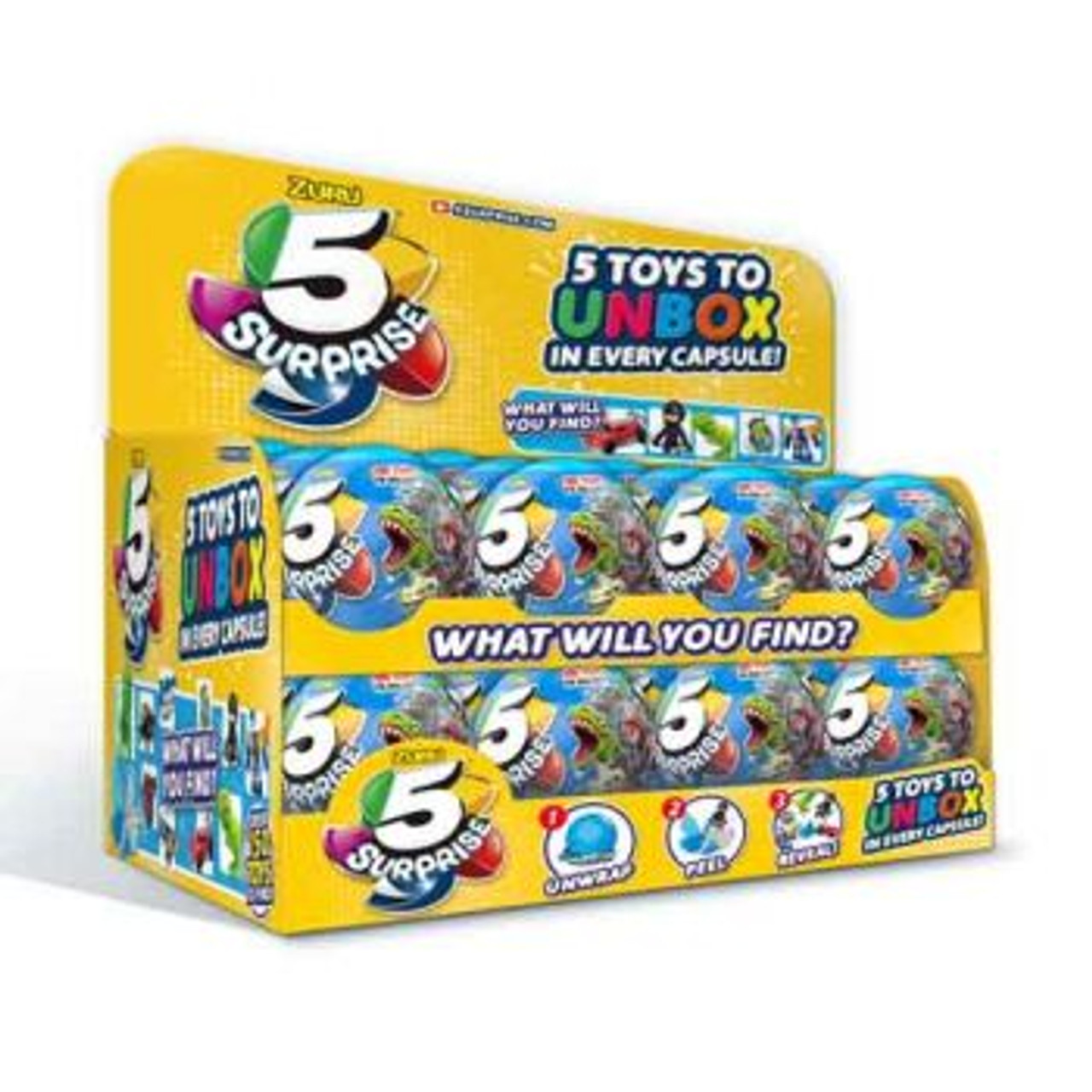 5 Surprise Boys Series 1