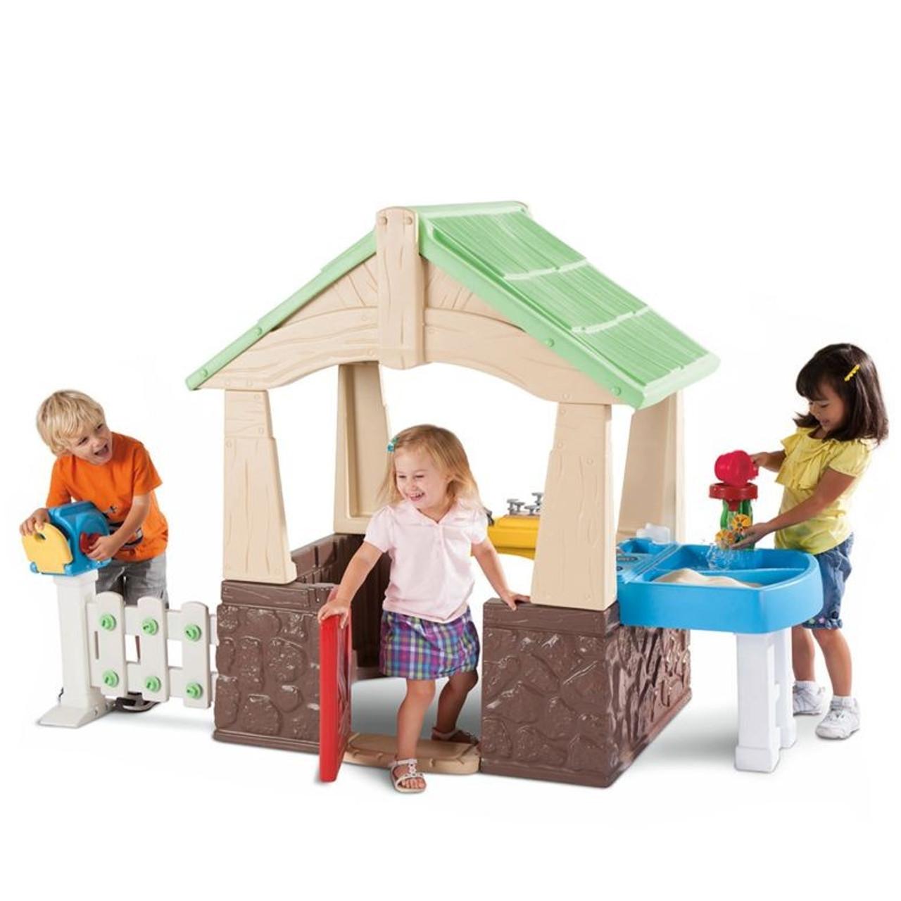 Little Tikes Deluxe Home Garden Playhouse