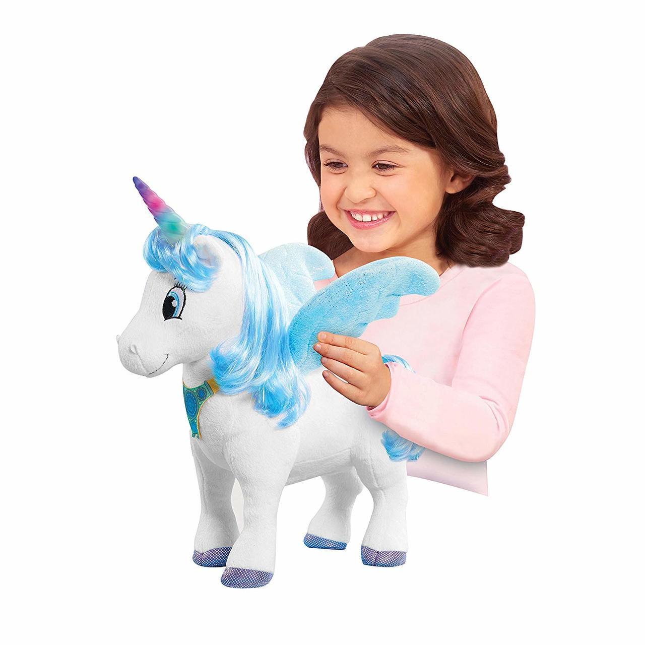 Sofia The First Skye The Unicorn Feature Plush