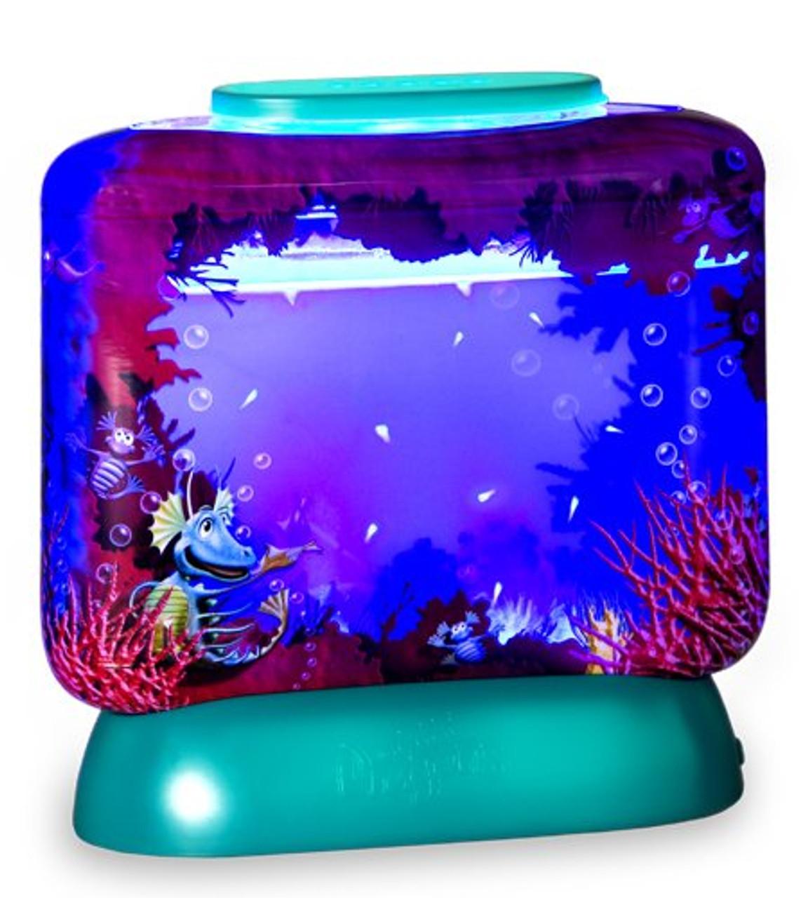 Aqua Dragons  Deep Sea Habitat With Led Lights