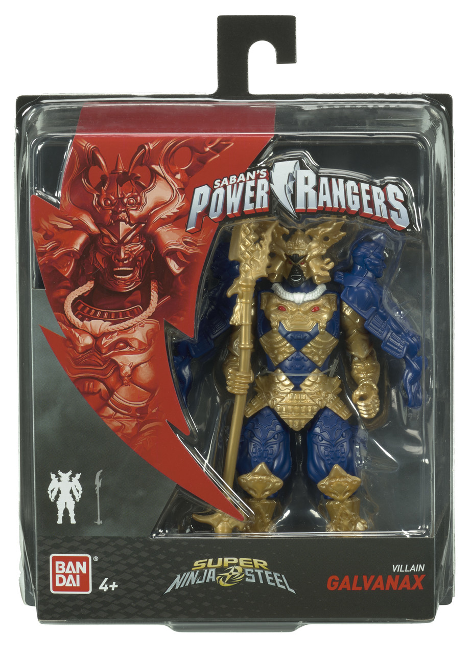 5 Inch Figures - Other Rangers And Villans