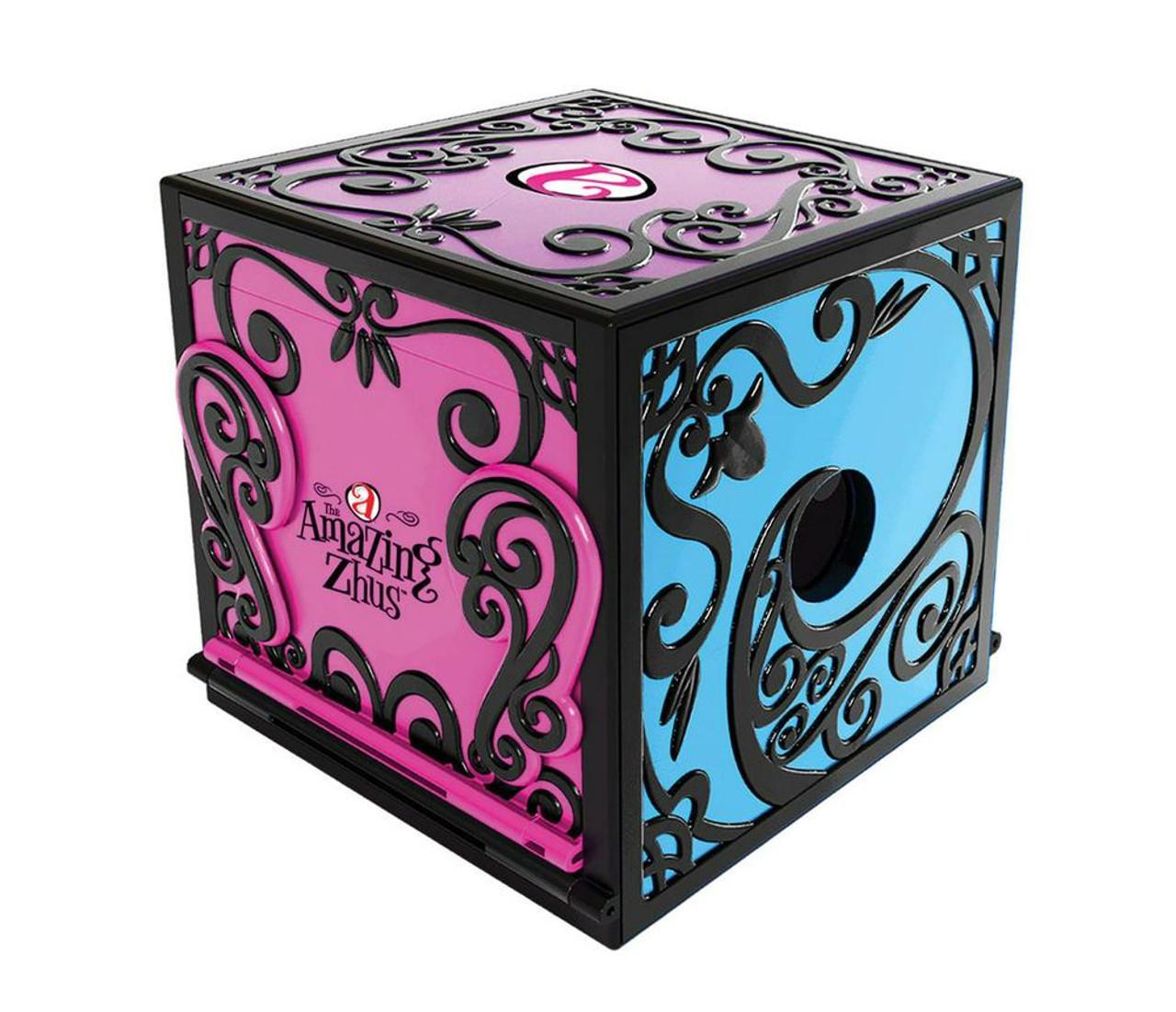 Amazing Zhus  Magician Disappearing Box