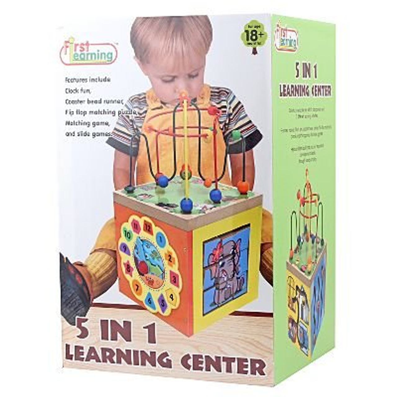 5 In 1 Learning Center