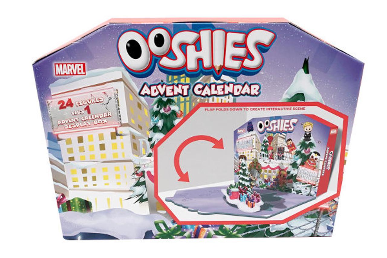 Advent Calendar  Marvel
