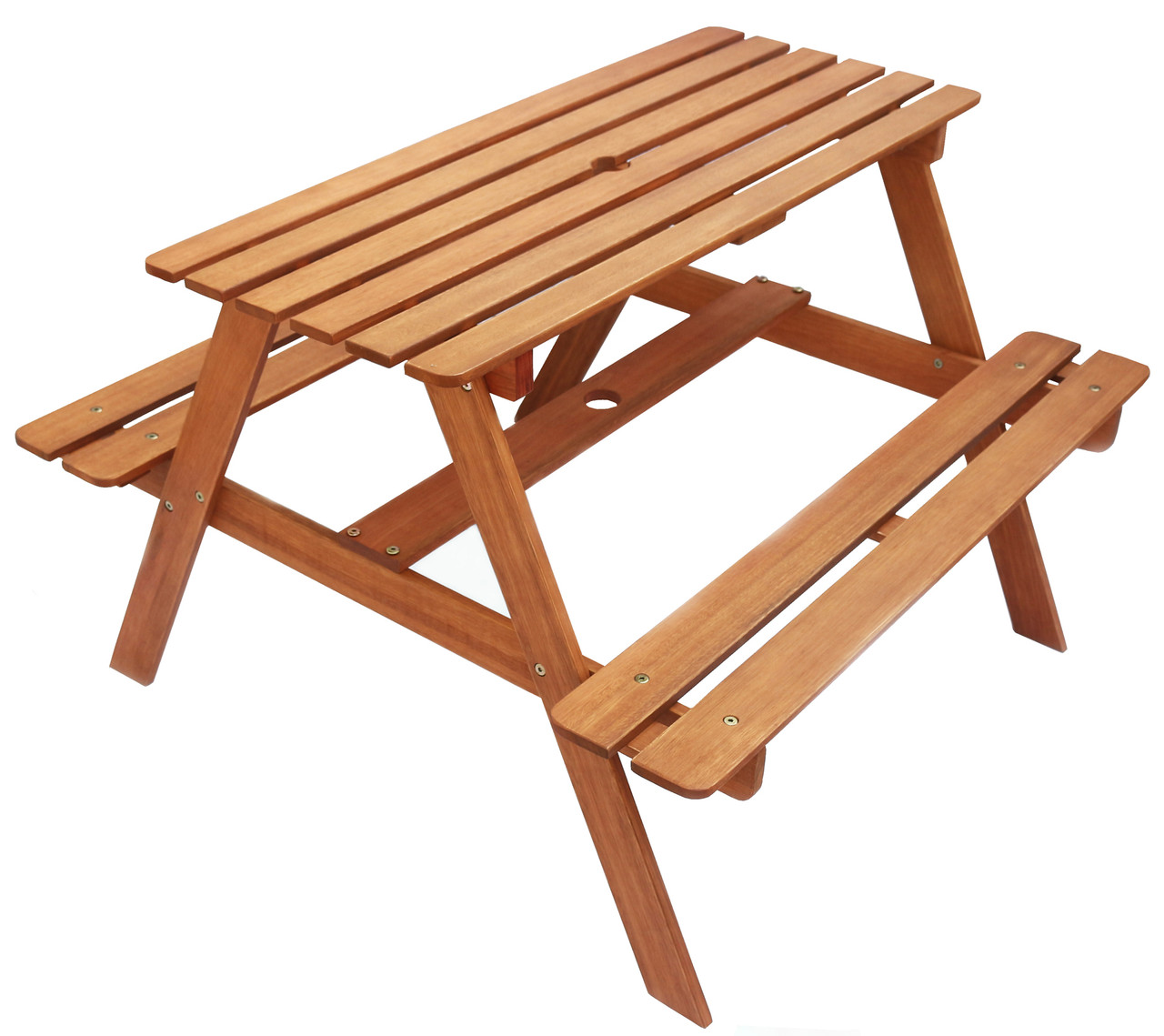Wooden Kids Picnic Table 20l0018 Toymate 3