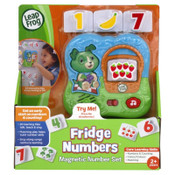 Vtech Leapfrog Fridge Numbers Magnetic Set