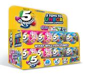 5 Surprise Boys & Girls Series 1 Assorted