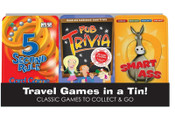 Adult 18Pc Tinned Game Assorted
