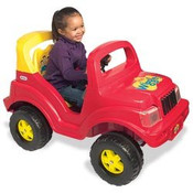 6V The Wiggles Big Red Car