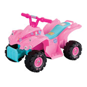 6V Disney Princess Mini Quad Bike